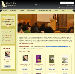 Stanley Publishing Co