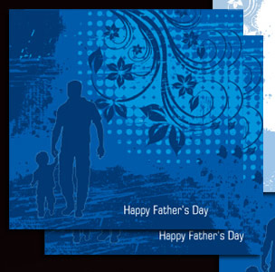 Father's Day Special Greeting Card